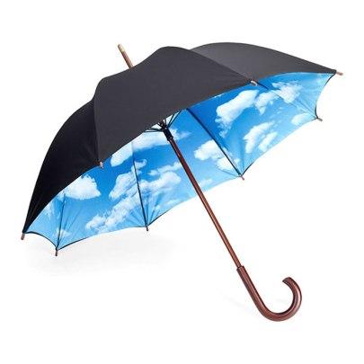 зонт облака