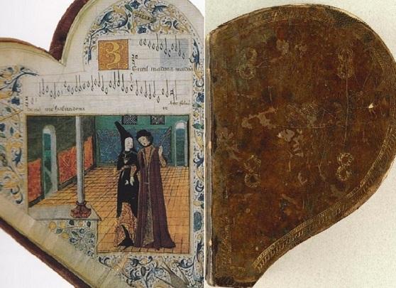French-music-book-circa-1475-1